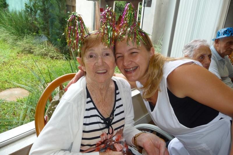 Dna Angelina e Liciane