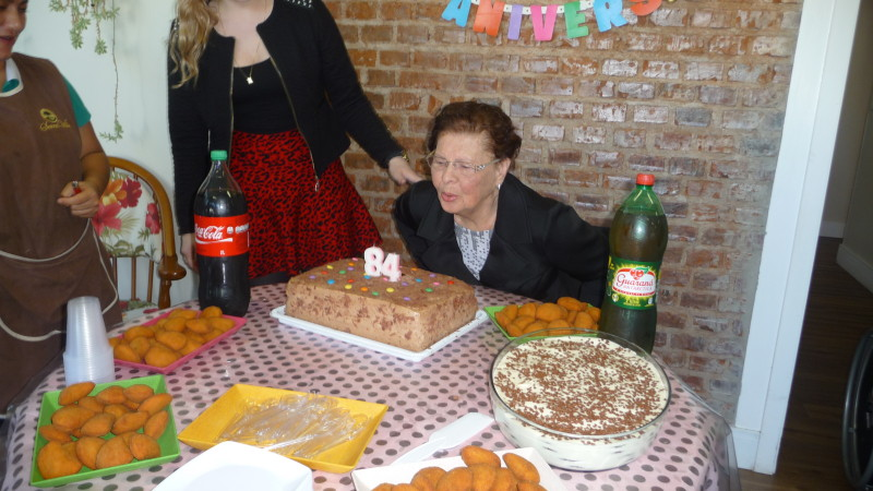Aniversário Dona Leony