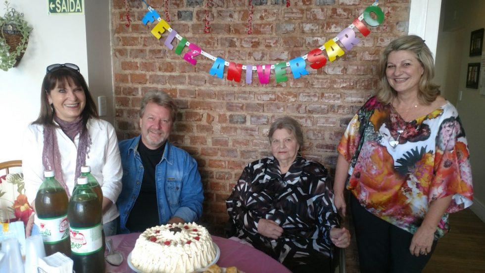Aniversario Ruth Roth