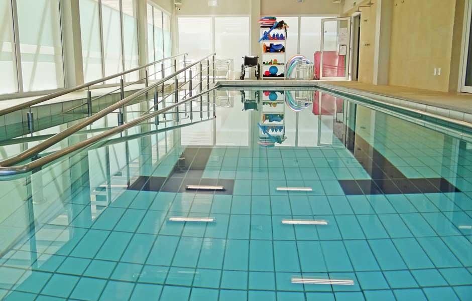 Hidroterapia geriátrica