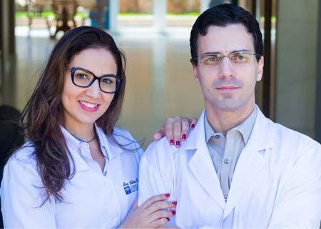 Proprietários: Dr. João Paulo Fischer e Dra. Milena Fischer