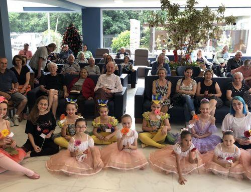 Bailarinas no SerraVille