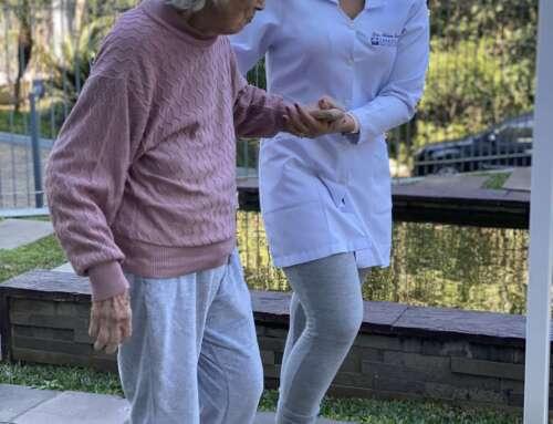 Fisioterapia geriátrica na prevenção de quedas